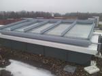 Atriumdach als Lichtkuppel