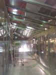Atriumdach mit SL 25 als Terasse